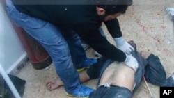 شام: سیکیورٹی فورسز کی فائرنگ، پانچ افراد ہلاک