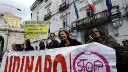 در يک شهر ايتاليا شهرداری میزان کوتاهی دامن خانم ها را تعیین خواهد کرد