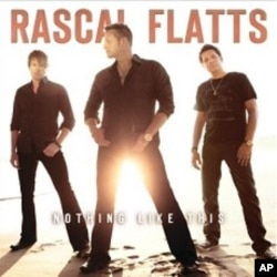 "Rascal Flatts' ""Nothing Like This"" CD"