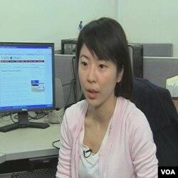 Gina Lai, novinarka Glasa Amerike