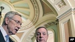 Senatori Harry Reid i Dick Durbin