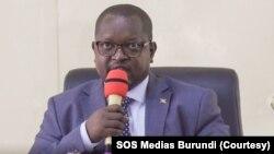 Alain Tribert Mutabazi ni umushikiranganji wo kwivuna abansi mu Burundi
