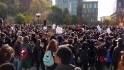 美国大学加入庇护运动 保护无证学生