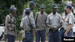 Zimbabwe Republic Police. File Photo.