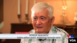 Bobur Malikov