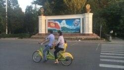 Bishkek, Qirg'iziston: Ekspertlar fikricha AQSh aloqalarda xavfsizlikka urg'u berayotgani yaxshi