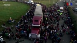 Tramp ABŞ-Meksika sərhədini bağlamaqla hədələyir