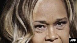 Danh ca dòng nhạc blues của Mỹ, Etta James, đã qua đời vì ung thư máu