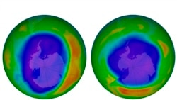 Quiz - United Nations Report Says Earth's Ozone Layer Is Healing