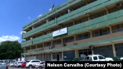 Edifício Governo da Província de Nampula. Moçambique, Nov 14, 2016