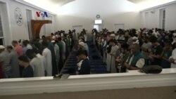 Tarawih Pertama Muslim Indonesia di IMAAM Center