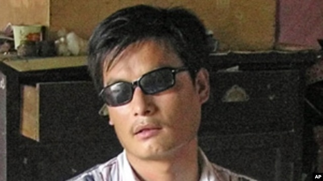 Chen Guangcheng (file photo)