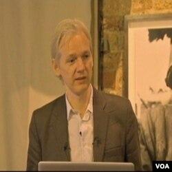 Julian Assange, osnivač web stranice Wikileaks