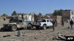کار حملے میں شہری ہلاکتوں کا بھی خدشہ ظاہر کیا جا رہا ہے۔