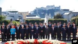 Austria EU Summit