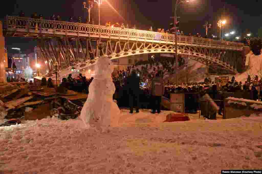 Євромайдан вистояв