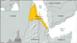 Eritrea map