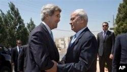 29일 압바스 수반과 만나는 존 케리 미 국무장관