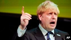 Britanski premijer Boris Johnson
