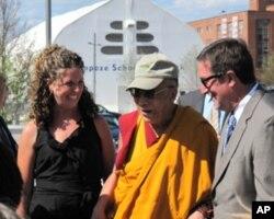 达赖喇嘛启发美国人以佛法来面对 911