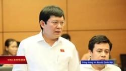 Đại biểu Quốc hội Việt Nam có quốc tịch châu Âu xin thôi chức