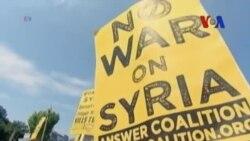 Amerikalılar İçin Suriye'yle Savaşı Gerektirecek Neden Yok