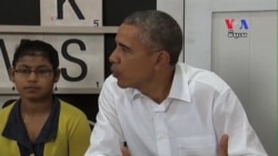 Obama: American Must Remain 'Beacon of Hope' for Refugees