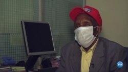 COVID-19: Matatus do Quénia ajudam a rastrear passageiros
