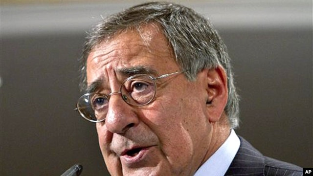 U.S. Defense Secretary Leon Panetta (file photo).