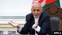 غني: ترهغې چېنظامي وضعیت بدل نشي طالبان جدي مذاکرات نکوي