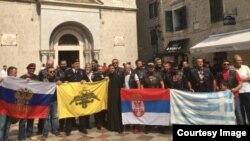 Skup osnivanja Balkanske kozačke vojske u Kotoru 2016. godine. Foto: In4s