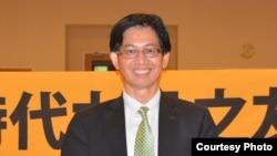 台灣人公共事務會(FAPA)華盛頓分會會長簡明子 (圖片由本人提供)