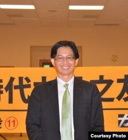 台湾人公共事务会(FAPA)华盛顿分会会长简明子 (图片由本人提供)