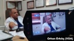 Gaziantep-Kilis Tabip Odası Başkanı Uzman Dr. Ramazan Sürücü