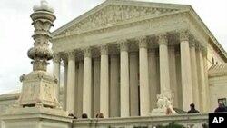 Пред Врховниот суд на САД – вакцините на дневен ред