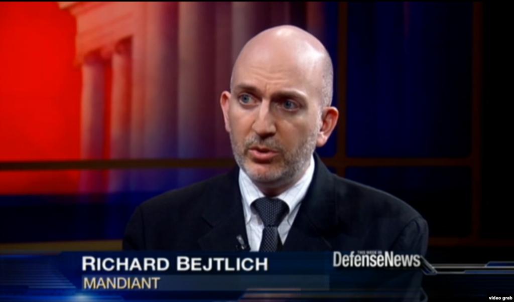 Річард Бейтліх, головний експерт з безпеки компанії Mandiant.