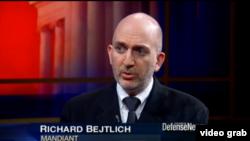 Ông Richard Bejtlich, Trưởng toán an ninh của Mandiant nói mục tiêu của tin tặc là đánh cắp.