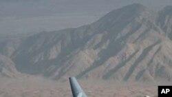 شمالی وزیرستان: امریکی ڈرون گر کر تباہ