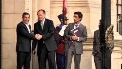 2012-04-17 粵語新聞: 世界銀行選擇美國人金墉為下任行長