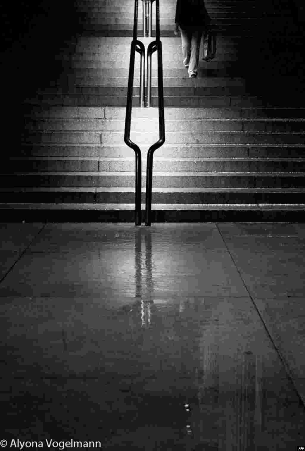 Фотограф Алена Вогелманн. «Миг между прошлым и будущим»