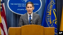 Direktur Pusat Pencegahan & Pengendalian Penyakit AS (CDC), Dr. Tom Frieden (foto: dok).