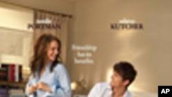 No Strings Attached หนังรักแนวตลกนำโดย Aston Kutcher กับ Natalie Portman เข้าครองอันดับหนึ่ง
