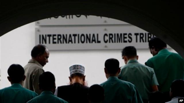 Tòa án Hình sự Quốc tế đặt trụ sở ở Dhaka kết luận rằng ông Abdul Quader Molla thuộc tổ chức Hồi giáo Jamaat-e-Islami, phạm tội giết người hàng loạt, các tội ác chống nhân loại và một số tội trạng khác.