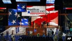 Se prevé que la Convención Nacional Republicana de Tampa sea cubierta por unos 15 mil periodistas.