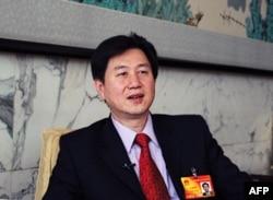 江西省旅游局局长王晓峰
