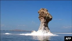 Urmiyə gölünün qurumasının nəticəsi