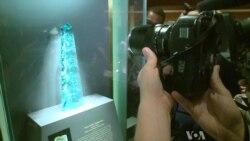 Smithsonian Unveils Sparkling New Attraction