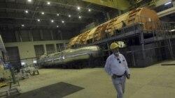 ايران سوخت گذاری راکتور نیروگاه اتمی بوشهر را آغاز کرد
