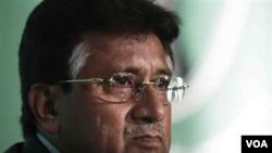 Mantan Presiden Pakistan, Jenderal Pervez Musharraf