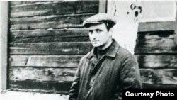 Павел Литвинов в ссылке в поселке Усугли Читинской области